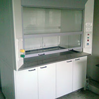 Bench Top Fume Hood - 002