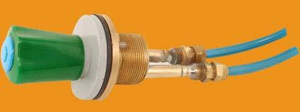 Laboratory Fume Hood Gas Valve