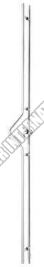 Glass Door Handle (OGHL-55-2P-A-25x2200)