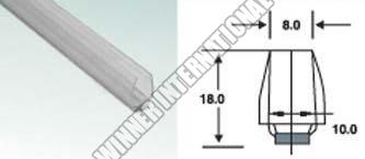Plastic Profile (OPS-SL-BR-11)