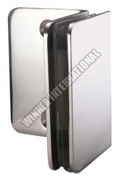 Shower Hinges & Glass Connector (OGC-444)
