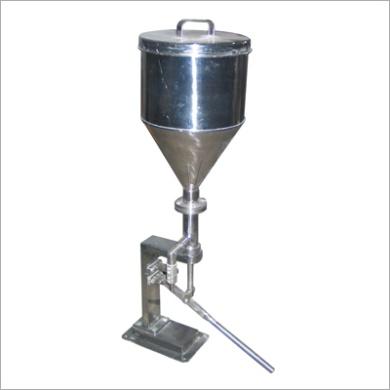 Manual Paste Filling Machine 01