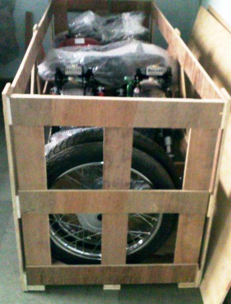 Bike Packaging Boxes