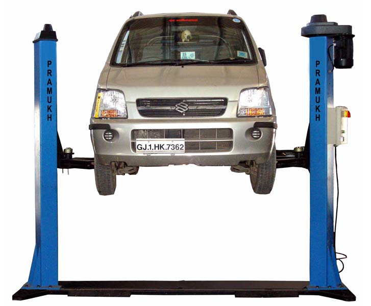 Electromechanical Two Post Car Lift (TPL 300)