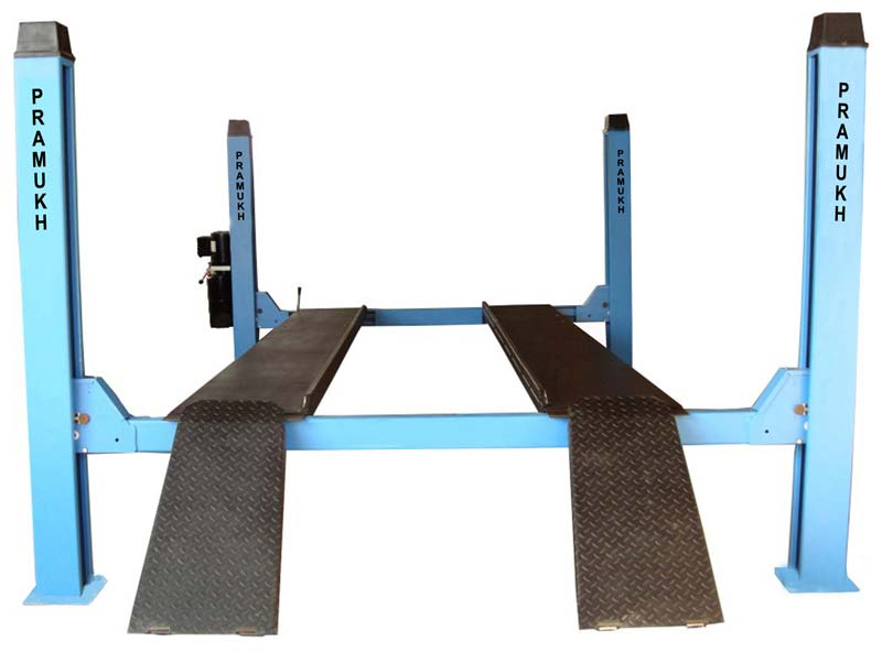 Four Post Car Lift (FPL 400)