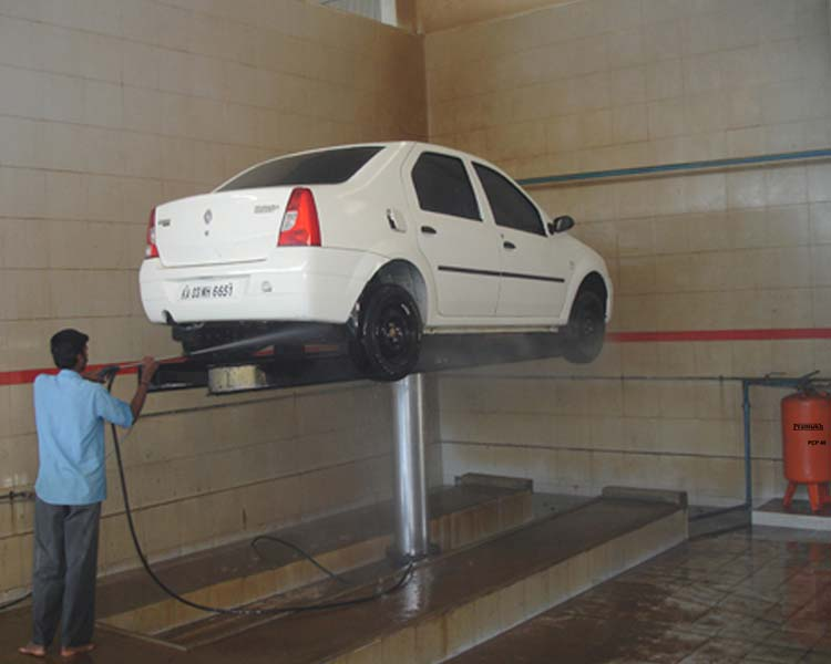 Hydraulic Washing Lift (PCP 40)
