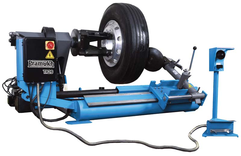 Truck Tyre Changer (TR 26)