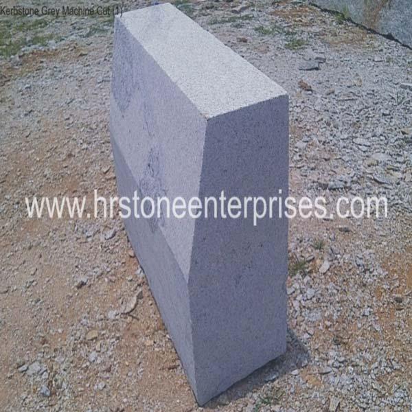 Grey Kerb Stone