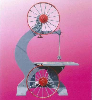 Bandsaw CI Casting Machine