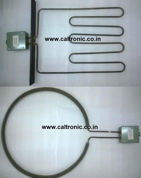Insulator & Hopper Heater