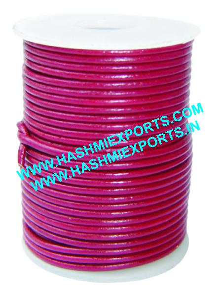 HE-RLC-9 Round Leather Cord