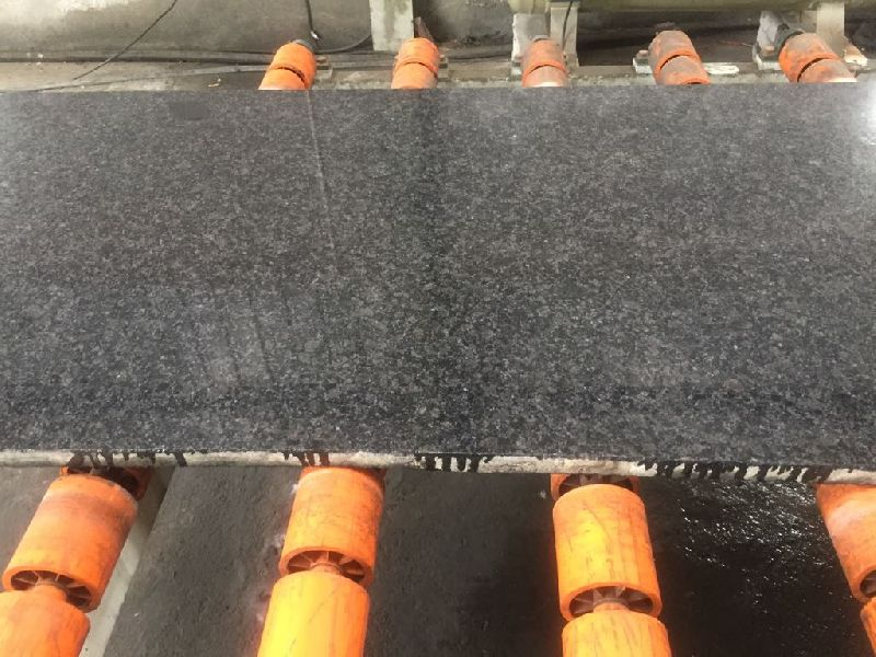 Rajasthan Black Granite Slabs 05
