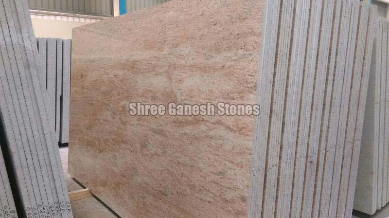 Astoria Pink Granite Slabs 01