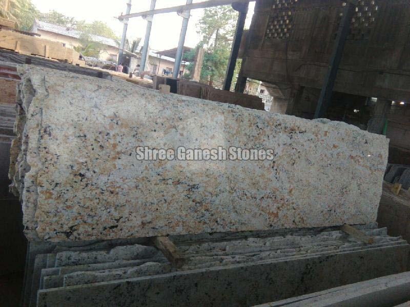 Colonial Gold Granite Slabs 03