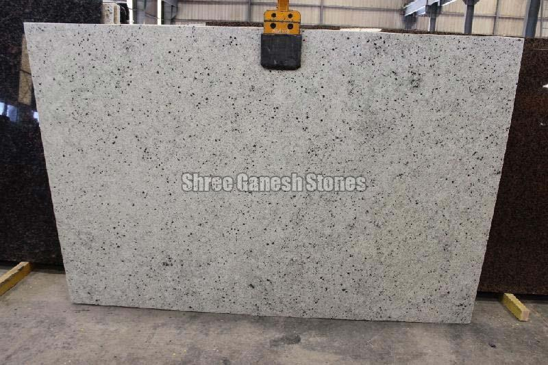 Colonial White Granite Slabs 01