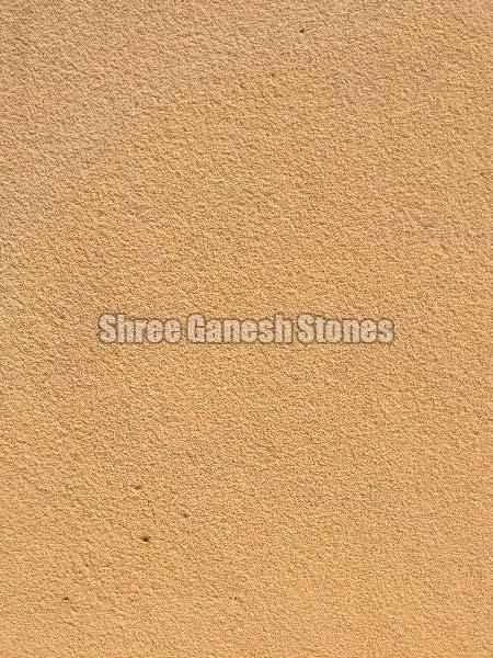 Jaisalmer Yellow Shot Blasted Sandstone 02