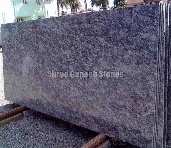 Lavender Blue Granite Slabs