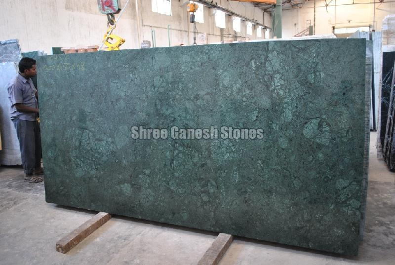 Plain Green Marble 03