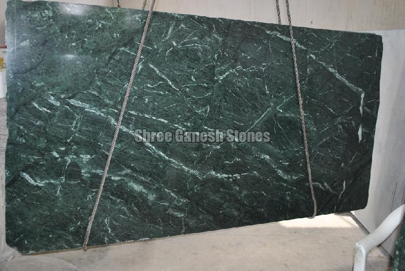 Plain Green Marble 05