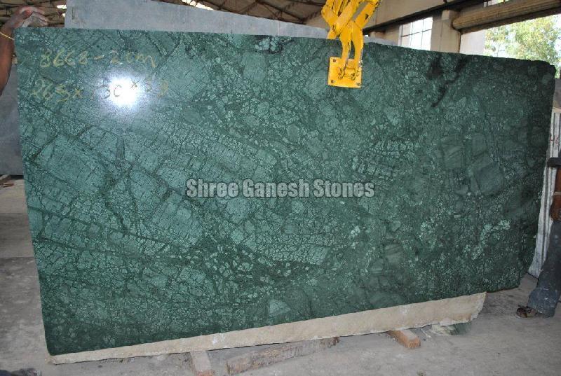 Plain Green Marble 07