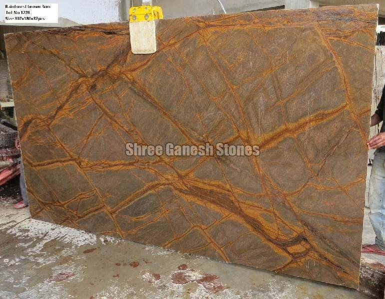 Rainforest Brown Marble 01