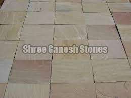 Raj Green Paving Stones 03