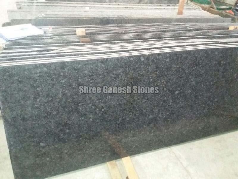 Rajasthan Black Granite Slabs 02