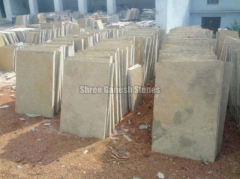 Tandur Yellow Limestone 01