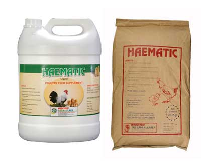 Haematic Powder