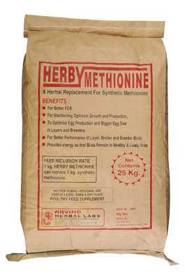 Herbal Methionine