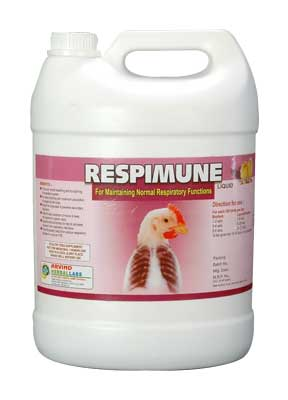 Respimune Poultry Cough Syrup