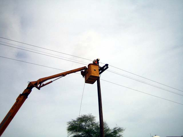 Street Light Erection & Maintenance