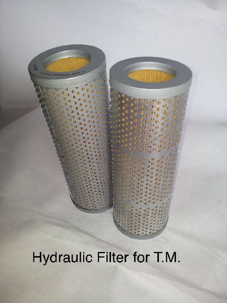 Hydraulic Filter Transit Mixer