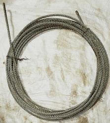 Skip Bucket Wire Rope