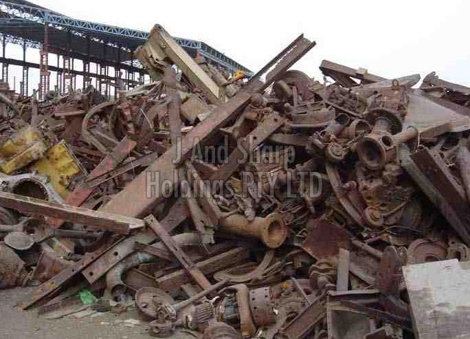 HMS 1 & 2 Scrap