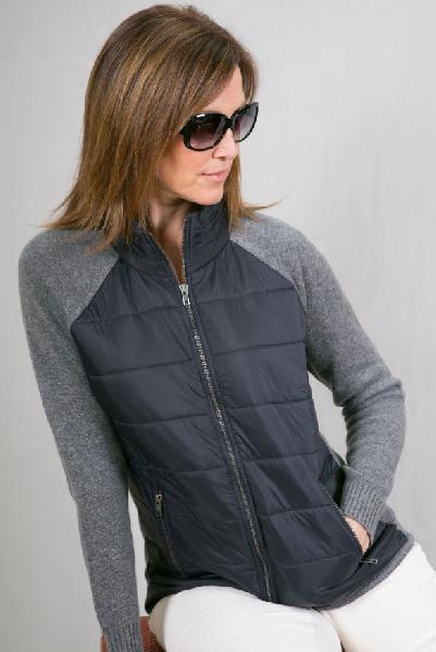 Cashmere Ladies Jacket