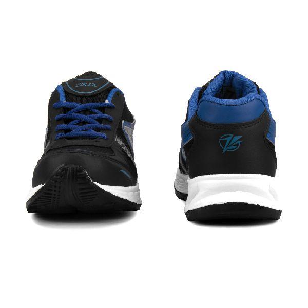 Mens Black & Blue Shoe 02