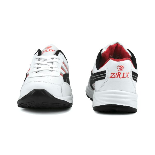 ZX 10 Mens White & Black Shoes 04