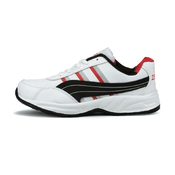 ZX 10 Mens White & Black Shoes 05
