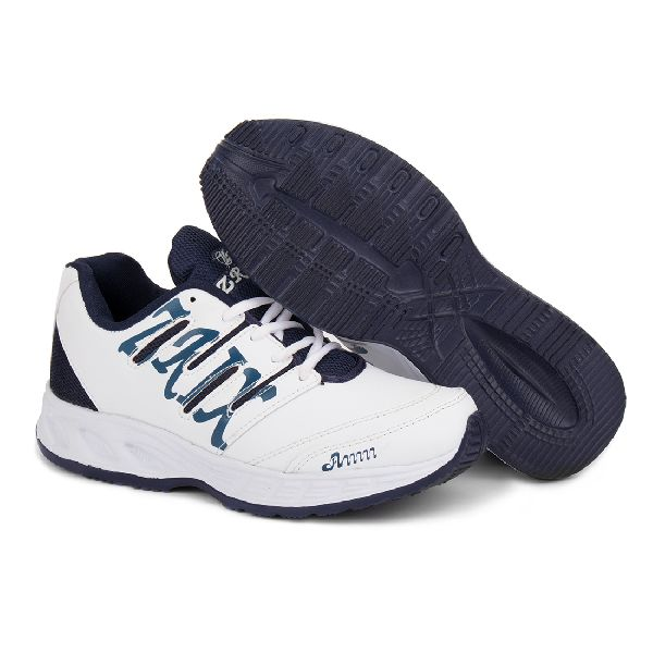 ZX-28 White & Blue Shoes 02
