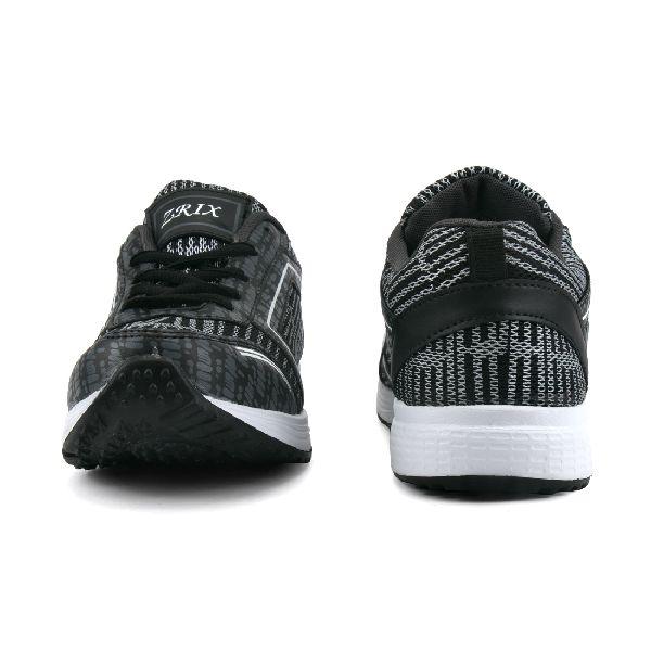 ZX-29 Grey & Black Shoes 02