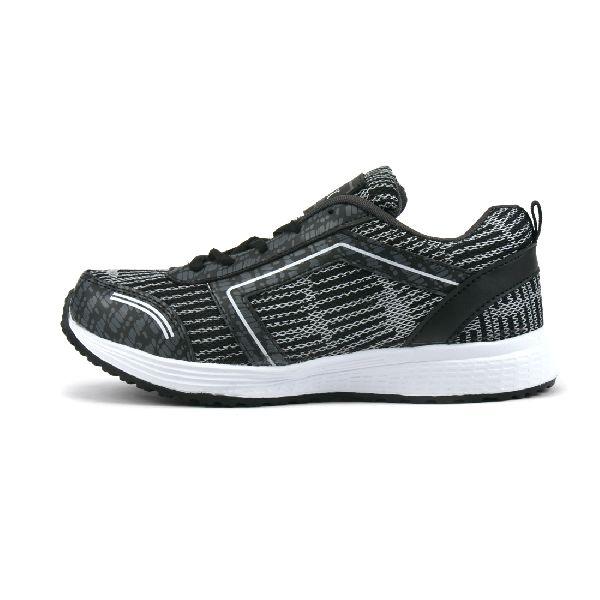 ZX-29 Grey & Black Shoes 03
