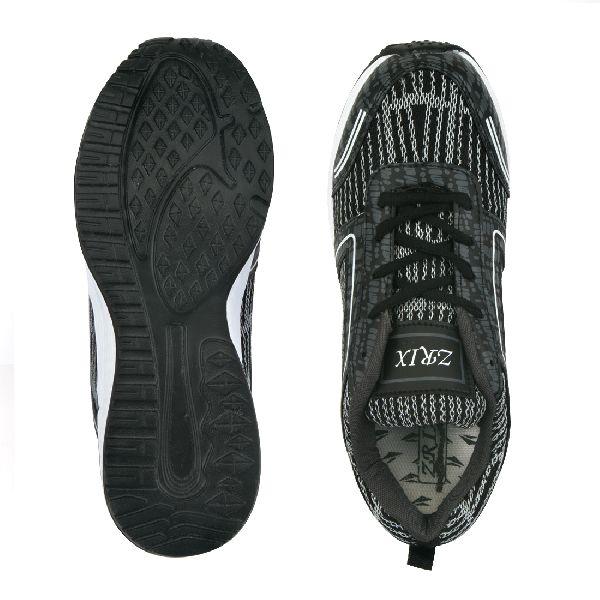 ZX-29 Grey & Black Shoes 05