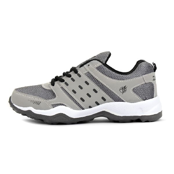 ZX-30 Grey & Black Shoes 02
