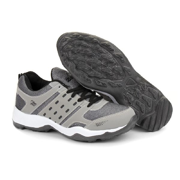 ZX-30 Grey & Black Shoes 03