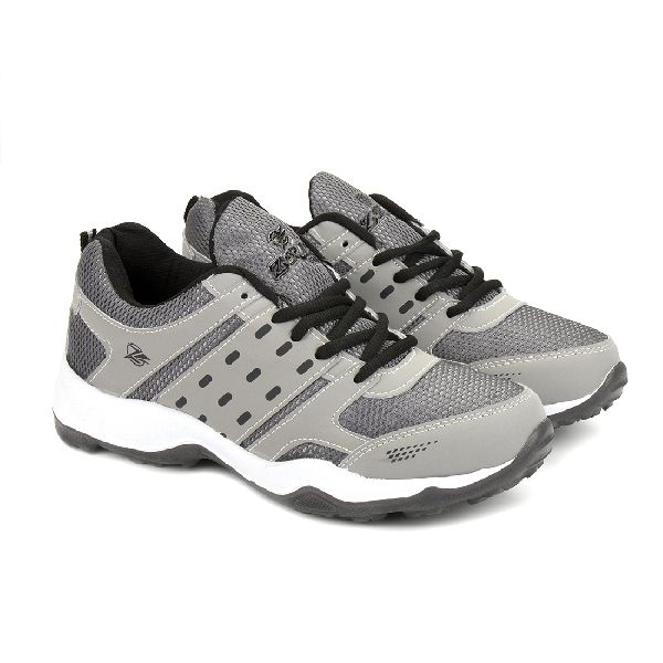 ZX-30 Grey & Black Shoes 05