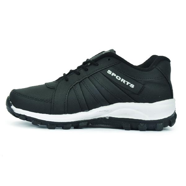 ZX 5 Mens Black Shoes 01