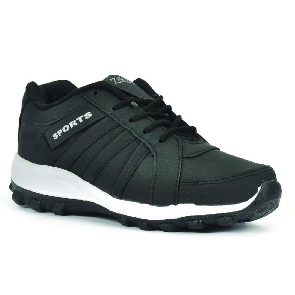 ZX 5 Mens Black Shoes 05