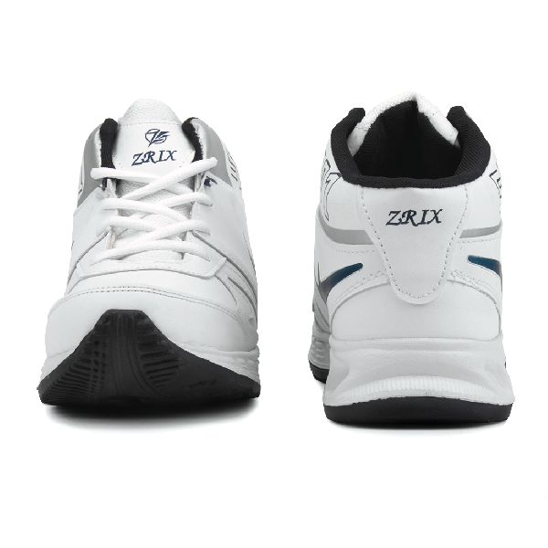 ZX-501 White & Blue Shoes 02