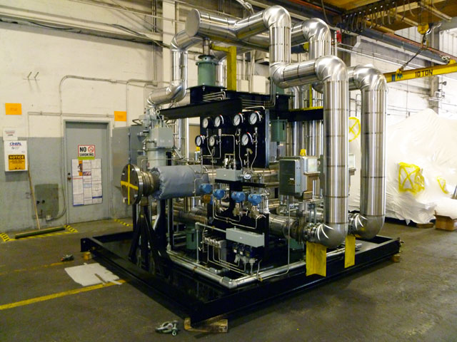 Gas Conditioning Skid 01